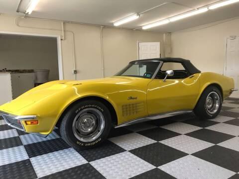1972 Chevrolet Corvette for sale at Driven Pre-Owned in Lenoir NC