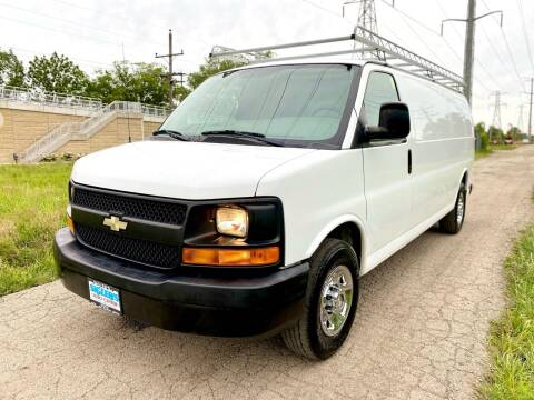 2008 Chevrolet Express Cargo for sale at Siglers Auto Center in Skokie IL