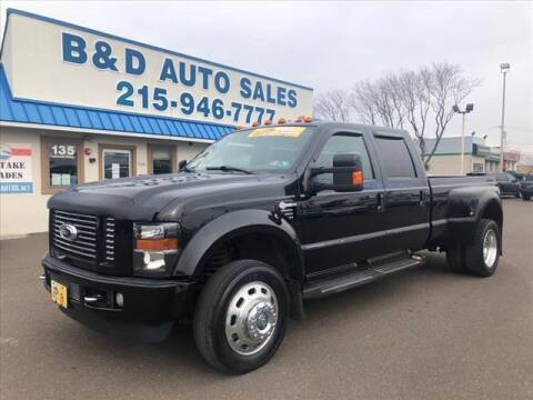 2009 Ford F-450 Super Duty for sale at B & D Auto Sales Inc. in Fairless Hills PA