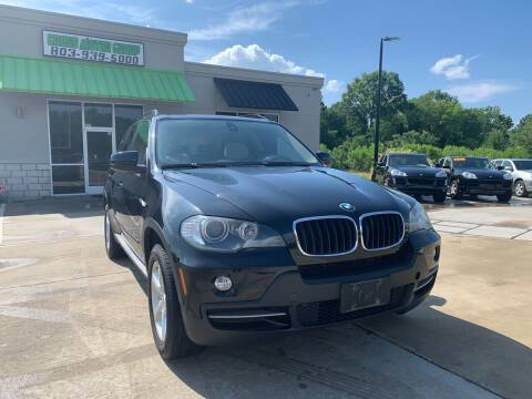 2009 BMW X5 for sale at Cross Motor Group in Rock Hill SC