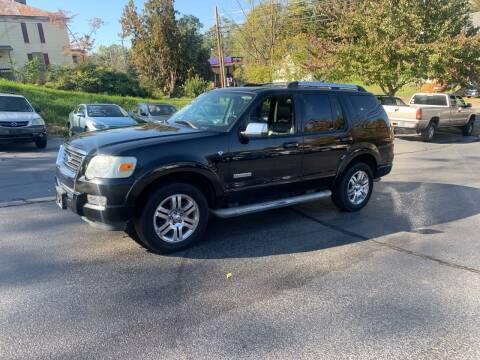 2007 Ford Explorer for sale at KP'S Cars in Staunton VA