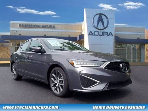 2022 Acura ILX for sale at Precision Acura of Princeton in Lawrence Township NJ