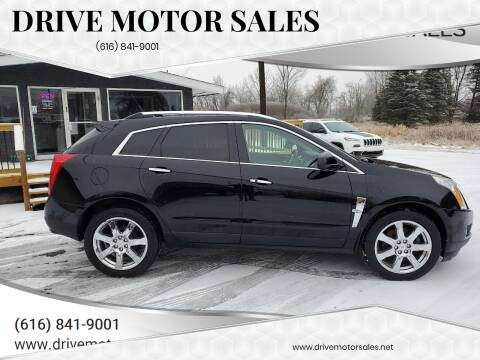 2012 Cadillac SRX for sale at Drive Motor Sales in Ionia MI