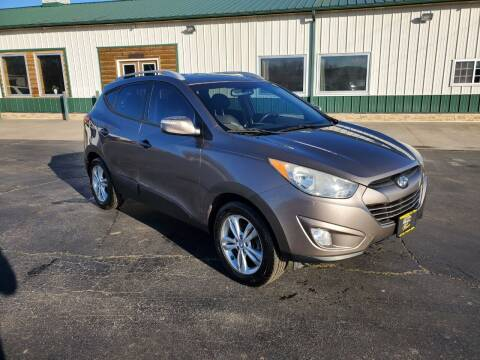 2013 Hyundai Tucson for sale at Farmington Auto Plaza in Farmington MO