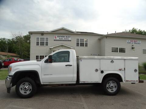 2015 GMC Sierra 2500HD for sale at SOUTHERN SELECT AUTO SALES in Medina OH