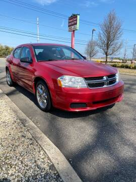 2013 Dodge Avenger for sale at CANDOR INC in Toms River NJ