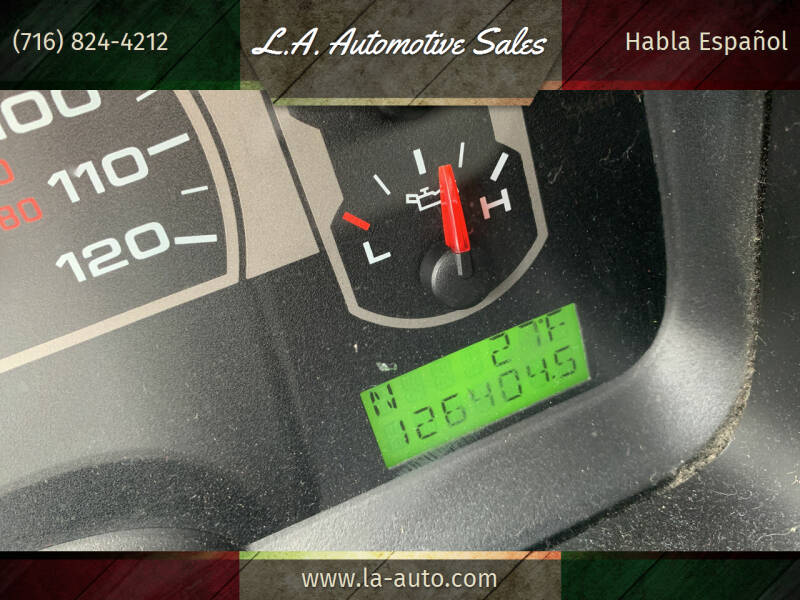2006 Ford F-150 for sale at L.A. Automotive Sales in Lackawanna NY