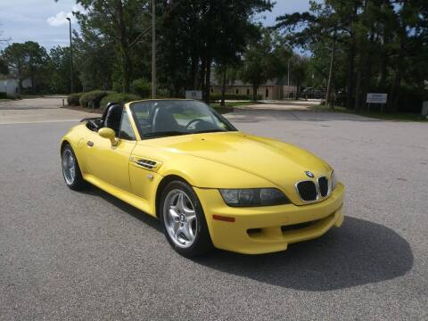 2000 BMW Z3 for sale at Global Auto Exchange in Longwood FL