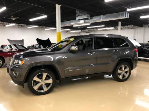2016 Jeep Grand Cherokee for sale at Fox Valley Motorworks in Lake In The Hills IL