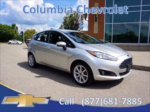 2016 Ford Fiesta for sale at COLUMBIA CHEVROLET in Cincinnati OH