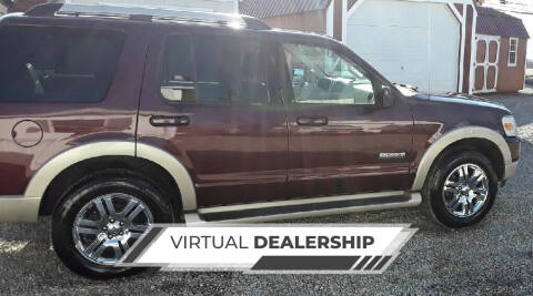 2006 Ford Explorer for sale at Summit Motors LLC in Morgantown WV
