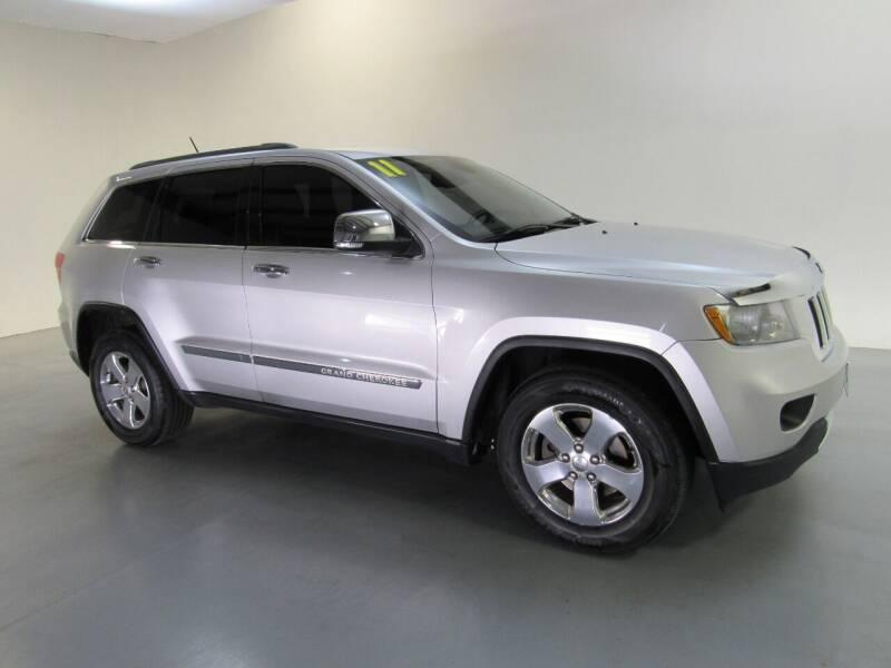 2011 Jeep Grand Cherokee for sale at Salinausedcars.com in Salina KS