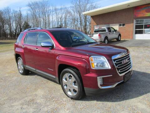 2016 GMC Terrain for sale at Jerry West Used Cars in Murray KY