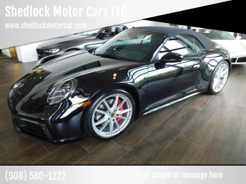 2020 Porsche 911 for sale at Shedlock Motor Cars LLC in Warren NJ