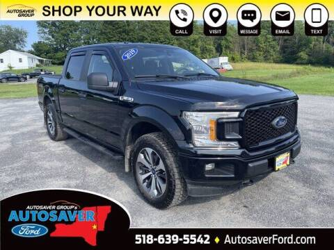 2019 Ford F-150 for sale at Autosaver Ford in Comstock NY