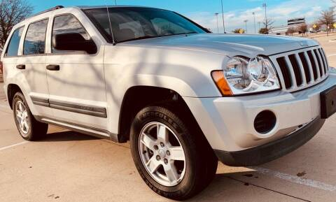 2005 Jeep Grand Cherokee for sale at Driveline Auto Solution, LLC in Wylie TX