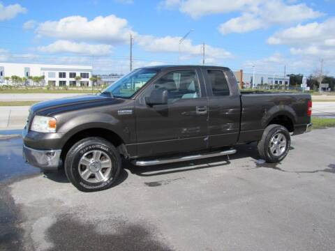 2006 Ford F-150 for sale at HUGH WILLIAMS AUTO SALES in Lakeland FL