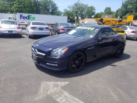 2015 Mercedes-Benz SLK for sale at Costas Auto Gallery in Rahway NJ
