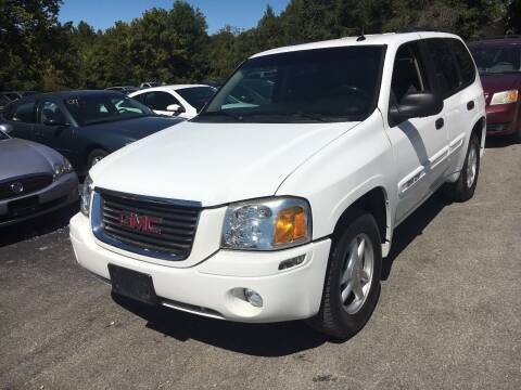 2005 GMC Envoy for sale at Best Buy Auto Sales in Murphysboro IL