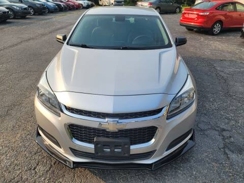 2014 Chevrolet Malibu for sale at BHT Motors LLC in Imperial MO