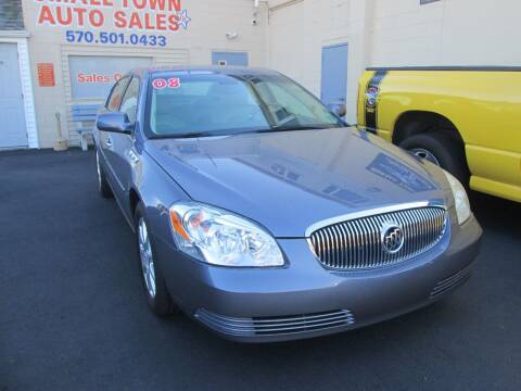 2008 Buick Lucerne for sale at Small Town Auto Sales in Hazleton PA
