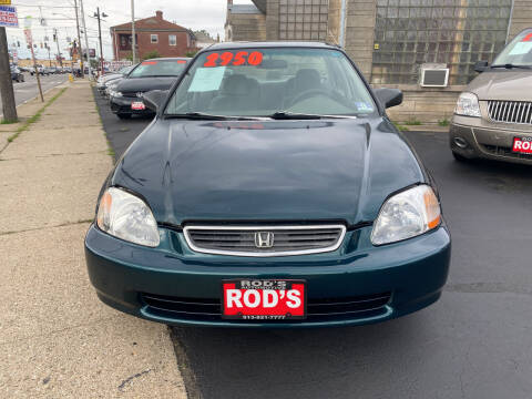 1998 Honda Civic for sale at Rod's Automotive in Cincinnati OH