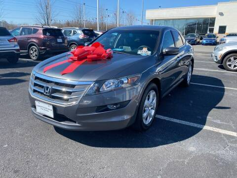 2010 Honda Accord Crosstour for sale at Charlotte Auto Group, Inc in Monroe NC