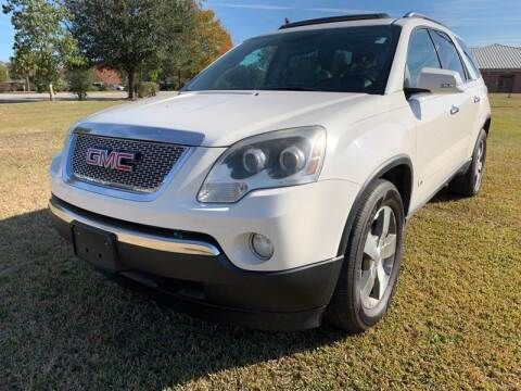 2009 GMC Acadia for sale at Auto Mart - Dorchester in North Charleston SC