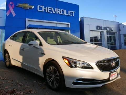 2018 Buick LaCrosse for sale at Bellavia Motors Chevrolet Buick in East Rutherford NJ