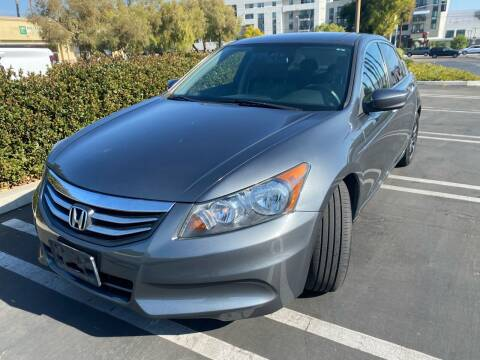 2012 Honda Accord for sale at Fiesta Motors in Winnetka CA