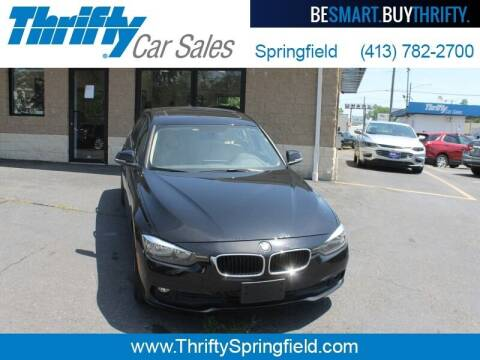 2017 BMW 3 Series for sale at Thrifty Car Sales Springfield in Springfield MA