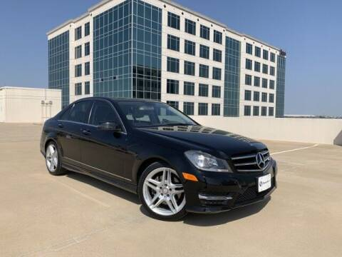 2014 Mercedes-Benz C-Class for sale at SIGNATURE Sales & Consignment in Austin TX