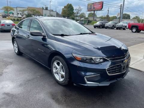 2017 Chevrolet Malibu for sale at Best Choice Auto Sales in Lexington KY