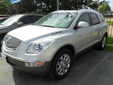 2011 Buick Enclave for sale at Talisman Motor City in Houston TX