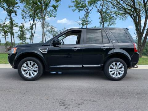 2011 Land Rover LR2 for sale at Tennessee Valley Wholesale Autos LLC in Huntsville AL