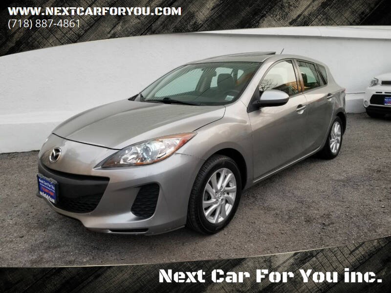 2012 Mazda MAZDA3 for sale at Next Car For You inc. in Brooklyn NY