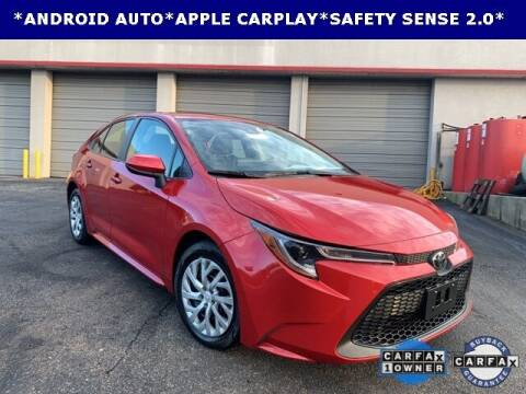 2020 Toyota Corolla for sale at Ron's Automotive in Manchester MD