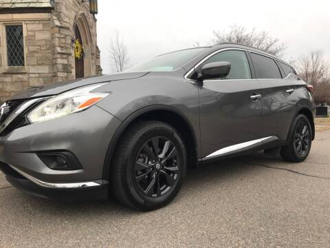 2017 Nissan Murano for sale at Reynolds Auto Sales in Wakefield MA