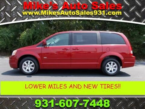 2008 Chrysler Town and Country for sale at Mike's Auto Sales in Shelbyville TN