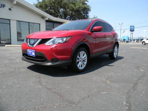 2018 Nissan Rogue Sport for sale at MARK HOLCOMB  GROUP PRE-OWNED in Waco TX