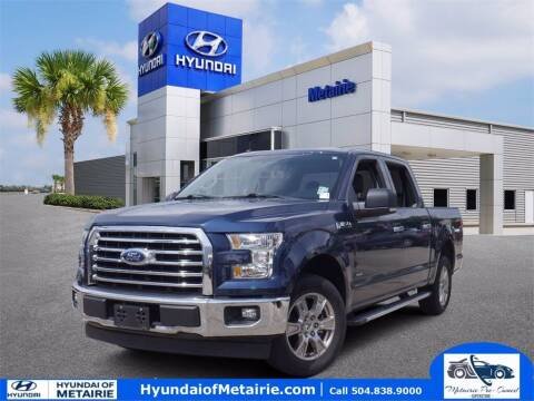 2017 Ford F-150 for sale at Metairie Preowned Superstore in Metairie LA