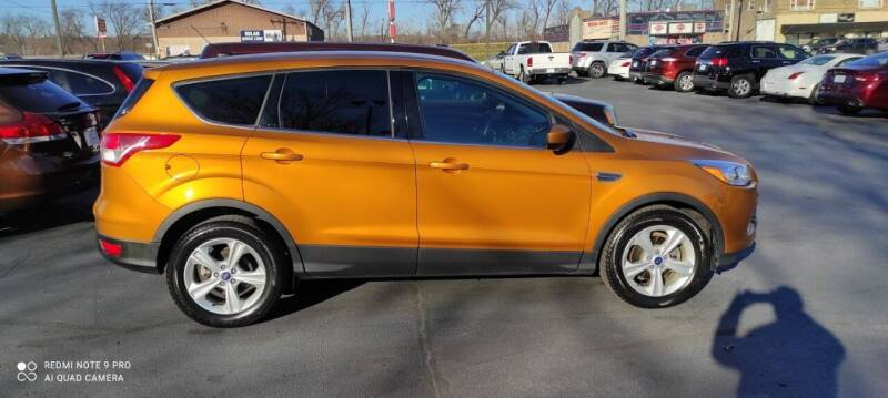 2016 Ford Escape for sale at Village Auto Outlet in Milan IL