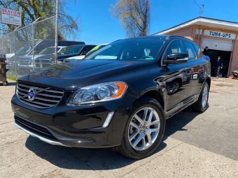 2017 Volvo XC60 for sale at Seaview Motors and Repair LLC in Bridgeport CT