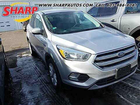2017 Ford Escape for sale at Sharp Automotive in Watertown SD