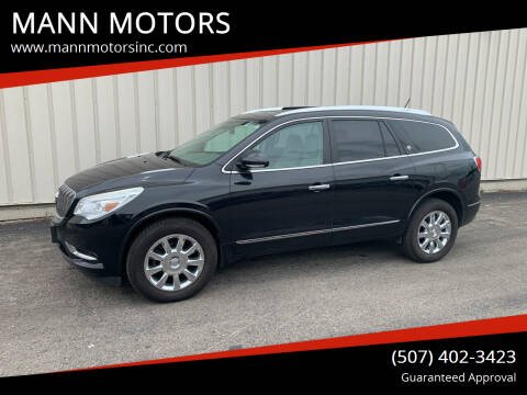 2014 Buick Enclave for sale at MANN MOTORS in Albert Lea MN