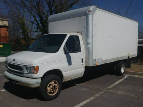 2000 Ford E-Series Chassis for sale at MULTI GROUP AUTOMOTIVE in Doraville GA