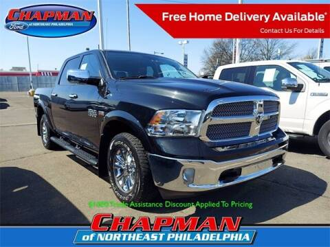 2018 RAM Ram Pickup 1500 for sale at CHAPMAN FORD NORTHEAST PHILADELPHIA in Philadelphia PA