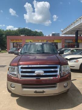 2008 Ford Expedition for sale at Houston Auto Emporium in Houston TX