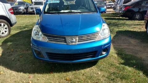2007 Nissan Versa for sale at Car Connection in Yorkville IL