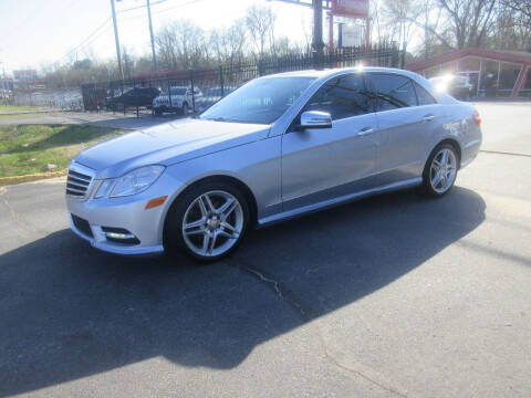 2013 Mercedes-Benz E-Class for sale at Car Connection in Little Rock AR